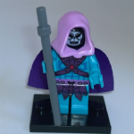Masters of the Universe Skeletor Lego style Minifigure